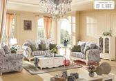 [紅蘋果傢俱] S05 韓式系列 法式 英式 簡約 優雅 沙發組 布沙發 造型沙發 沙發椅 休閒椅 茶几