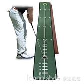 韓國 室內高爾夫 自動回球推桿練習器套裝 實木練習器 辦公室家用 全館新品85折