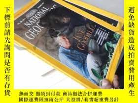 二手書博民逛書店National罕見Geographic(December 19