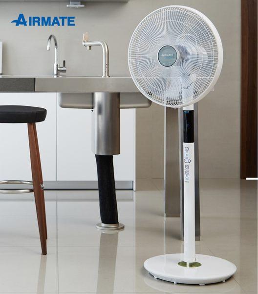 【領卷現折】AIRMATE 艾美特 16吋 八字擺頭 DC節能遙控 電扇 電風扇 立扇 FS4063DR 公司貨