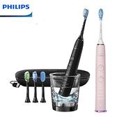 【超值組合 黑鑽+粉鑽】PHILIPS HX9924 飛利浦鑽石靚白智能音波電動牙刷
