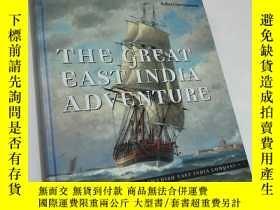 二手書博民逛書店The罕見Great East India Adventure