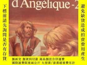 二手書博民逛書店La罕見tentation d Angélique -2 英文原版 書口三面刷紅Y164737 ANNE et