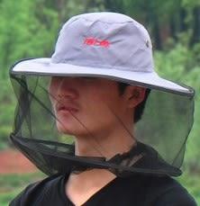 [協貿國際]  夏季垂釣夜釣防蚊蟲帽
