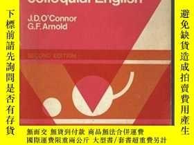 二手書博民逛書店Intonation罕見Of Colloquial EnglishY256260 J.d. O&#39