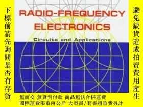 二手書博民逛書店Radio-frequency罕見Electronics: Ci