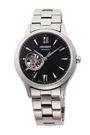 ORIENT 東方錶 機械錶 鏤空 女錶 (RA-AG0021B) 黑/36mm