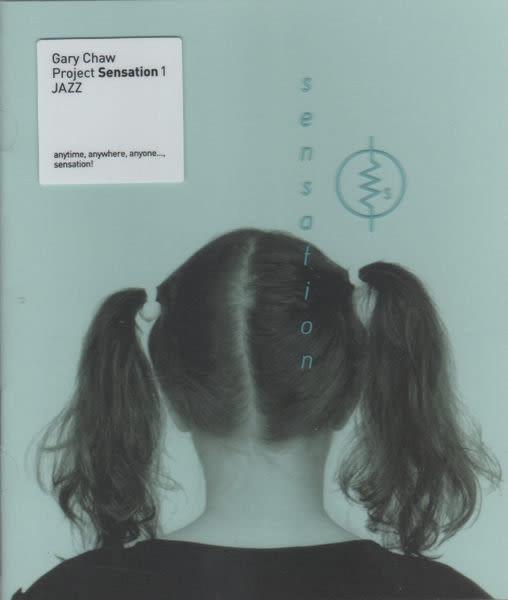 曹格 Gary Chaw Project Sensation 1 Jazz CD(購潮8)