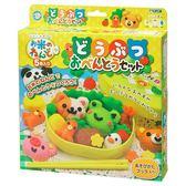 《 GINCHO 銀鳥 》米黏土 - 動物便當套裝組╭★ JOYBUS玩具百貨