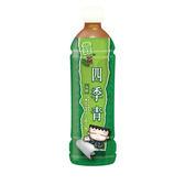 ★買一送一★波蜜靠茶四季春茶580ml*4【愛買】