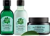 【THE BODY SHOP】夏季綠茶頭皮淨化3件組