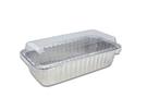 (附蓋) 5入 長條形 鋁碗鋁箔容器【H161】 蛋糕盒 蘿蔔糕 鋁箔盒 錫箔盒 烤模 蛋糕模 火鍋