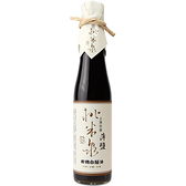 【桃米泉】有機薄鹽白蔭油3入(410ml/瓶)