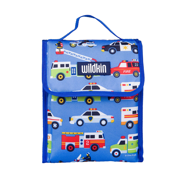 【LoveBBB】美國標準無毒 Wildkin 55111 英雄聯盟 直立式午餐袋/便當袋/保溫袋