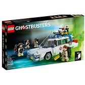 LEGO 樂高 IDEAS系列 Ghostbusters Ecto 魔鬼剋星 抓鬼車 21108