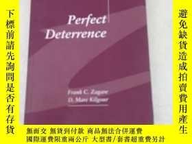 二手書博民逛書店完美威懾罕見Perfect Deterrence 英文原版 品好Y25607 Frank C. Zagare