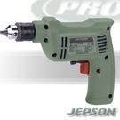 [ 家事達 ]捷順 JEPSON- 10mm 3分正逆轉變速電鑽 特價 台灣製造