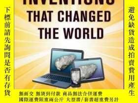 二手書博民逛書店Great罕見Inventions that Changed the WorldY410016 James W