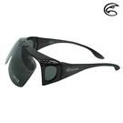 ADISI 掀蓋式偏光太陽眼鏡 AS20047 / 城市綠洲 (墨鏡、抗UV、防紫外線、防眩光、單車)