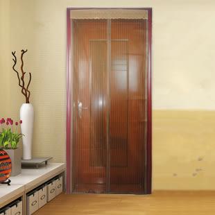 TwinS防蚊門簾 磁性軟紗門簾 自動閉合靜音磁吸夏季紗窗門90*210cm【現貨+預購】