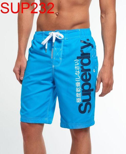 SUPERDRY SUPERDRY 極度乾燥 男 當季最新現貨 海灘褲 板褲 SUPERDRY SUP232