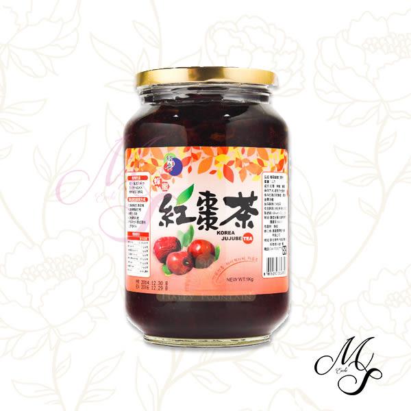 【Miss Sugar】韓國韓廣 蜂蜜紅棗茶 1kg