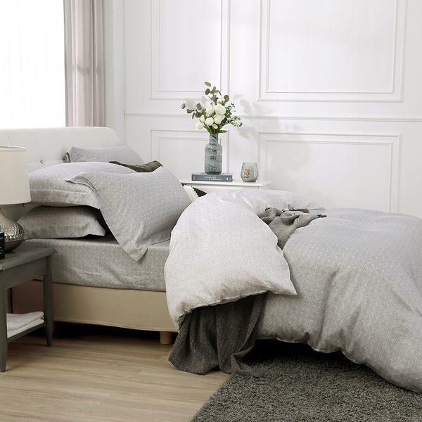 天絲 台灣製300織/60支 雙人床包三件組(不含被套)、雙人薄被套任選/多款任選[鴻宇]