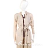 MARELLA 米色綁帶設計外套 1210415-40