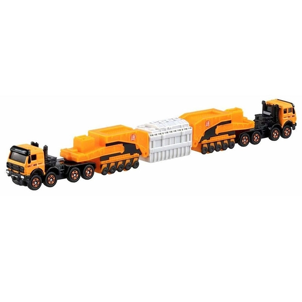 TOMICA #127 賓士 4850 240型 壓路機 無新車貼 TOYeGO 玩具e哥