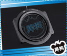 黑熊館 NISI 100系统濾鏡支架 二代 100mm全鋁支架 支援方形濾鏡使用 附贈77mm轉接環
