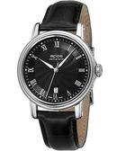 epos 羅馬光輝經典波紋機械腕錶-黑 3390.152.20.25.25FB