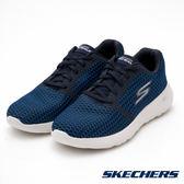 SKECHERS (男) 健走系列 GO WALK MAX - 54606NVBL