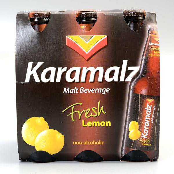c【KARAMALZ】德國檸檬黑麥汁 330ml*6入