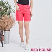 Red House 蕾赫斯-素面短褲(共3色)