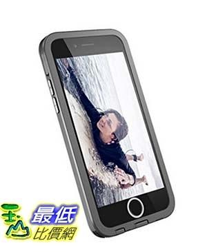 [106美國直購]  iPhone 6 / 6s Case (防水手機殼) , TETHYS Ultra Series iPhone 6/6S Waterproof Case (4.7 Inch)  - Black