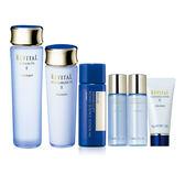 SHISEIDO東京櫃 全效肌礎組-莉薇特麗化妝水130ml+乳液100ml+莉薇特麗潤膚皂20g+