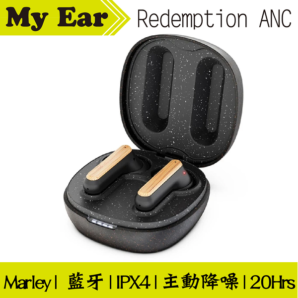 Marley Redemption ANC 真無線藍牙耳機 主動降噪 | My Ear耳機專門店