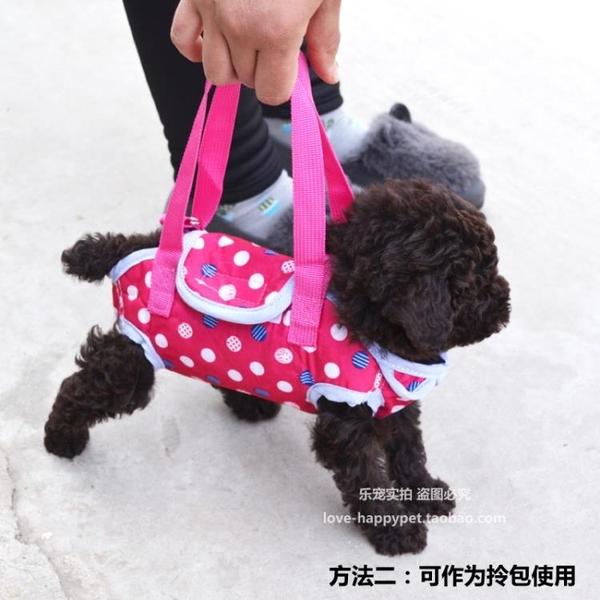 寵物手提包寵物背包手提包四腳寵物包外出便攜包泰迪出行狗包貓咪包挎包【快速出貨八折下殺】