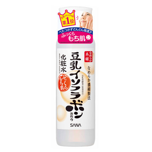 日本 SANA莎娜 豆乳美肌化妝水200ml【UR8D】