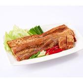 【美淇】客家鹹豬肉3條組(生品,需加熱調理)