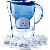 德國碧然德過濾水壺凈水壺BRITA原進口濾芯M3.5L家用廚房凈水器 全網最低價最後兩天