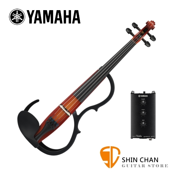 YAMAHA SV-250 電子小提琴/靜音小提琴/ 4/4(含專用控制盒) 【SV250】