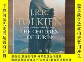 二手書博民逛書店The罕見Children of HúrinY198987 J.