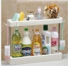 超實用不鏽鋼可伸縮多功能置物架 廚房置物架 洗手台浴室收納架  一物多用途!!