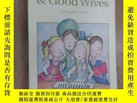 二手書博民逛書店LITTLE罕見WOMEN GOOD WIVES 32開 464頁 英文原版Y15969 Louisa May