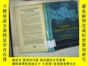 二手書博民逛書店CLIMATE罕見THROUGH THE AGESY180897