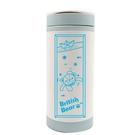 【英國熊】雙層隔熱玻璃杯420ml(可保溫隨身杯)附提把/可裝牛奶、咖啡、泡茶、檸檬水