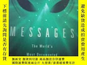 二手書博民逛書店Messages:罕見The World s Most Docu