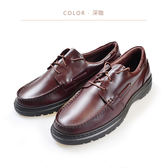 Waltz-「MIT」柔軟真皮紳士鞋 514039-03深咖