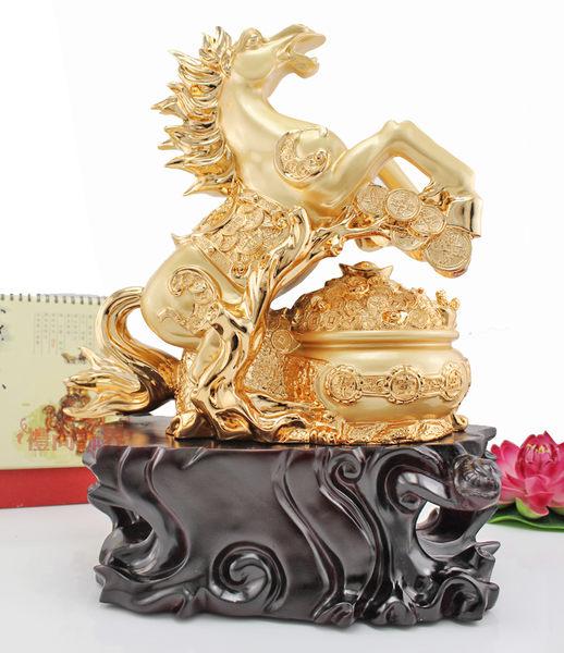 生肖馬擺件馬年招財家居工藝品